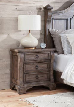 Picture of HEIRLOOM NIGHTSTAND