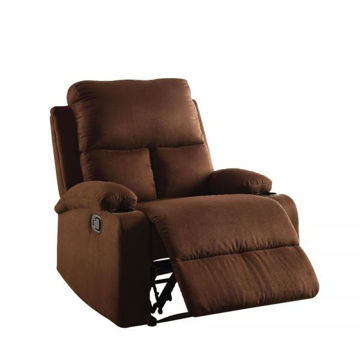 Picture of ROSIA RECLINER CHOCOLATE
