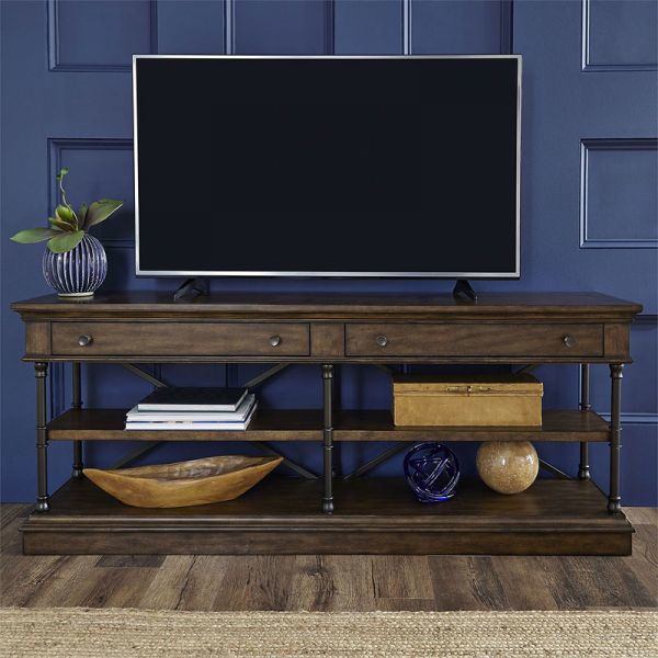 """Picture of TRIBECA 72"""" TV CONSOLE"""