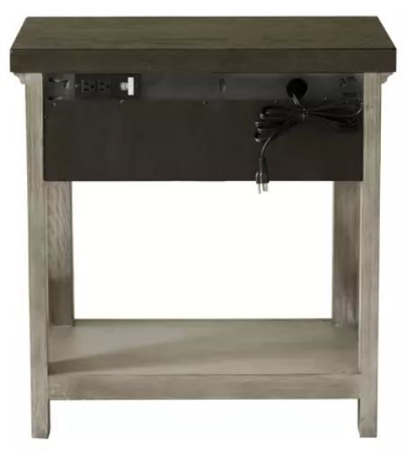 Picture of MODERN FARMHOUSE NIGHTSTAND