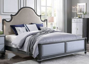 Picture of BEATRICE KING UPHOLSTERED BED