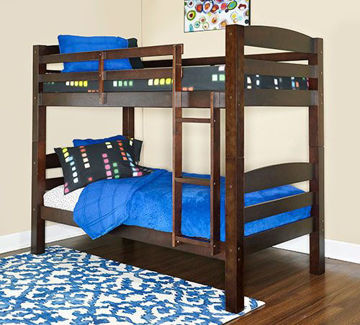 Picture of PORTER TWIN OVER TWIN BUNK BED