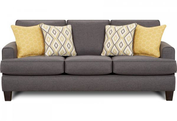 Picture of MAXWELL GRAY DIJON SOFA