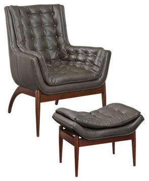 Picture of VERONA CHAIR & OTTOMAN