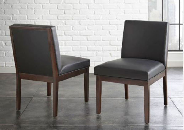 Picture of EMMA SIDE CHAIR BLACK
