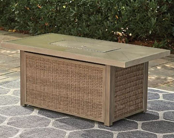 Picture of BEACHCROFT FIRE PIT COCKTAIL TABLE
