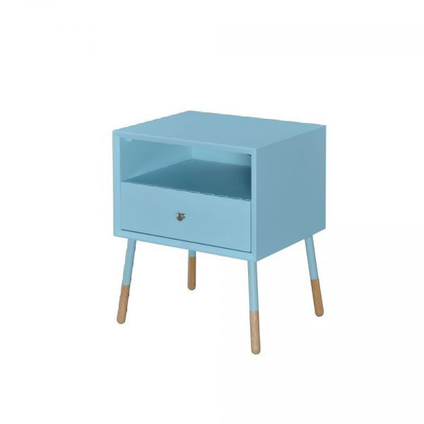 Picture of SONRIA II SIDE TABLE BLUE