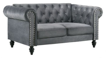Picture of EMMA LOVESEAT GRAY