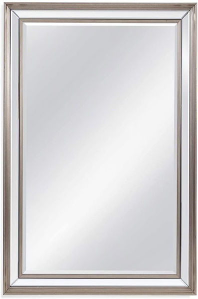 Picture of SILVER WALL MIRROR
