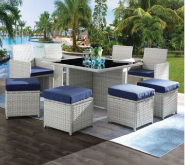 Picture of PAITALYI 9-PC. DINING SET