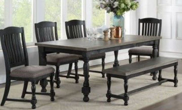 Picture of BRENHAM RECTANGULAR DINING TABLE