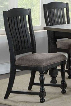 Picture of BRENHAM UPHOLSTERED DINING CHAIR
