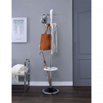 Picture of WHITE BELEN COAT RACK