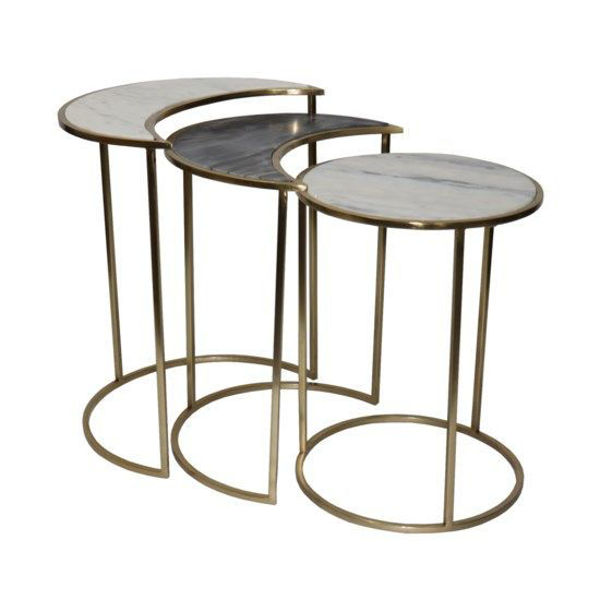Picture of ASTRONOMY NESTING TABLES