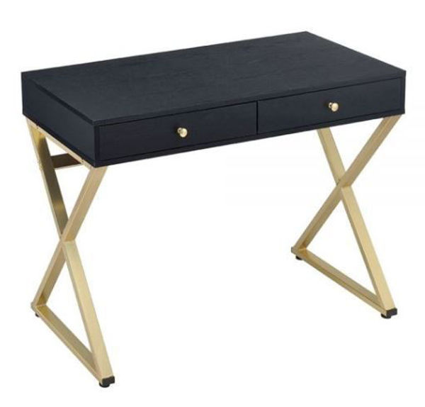 Picture of COLEEN WRITING DESK BLACK