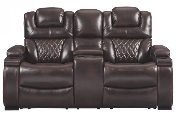 Picture of WARNERTON POWER RECLINING LOVESEAT