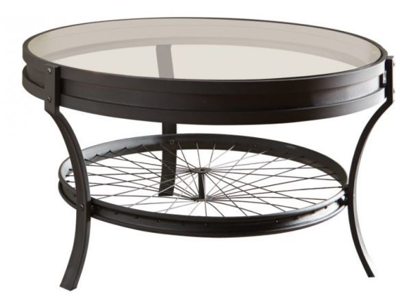 Picture of SANDY BLACK COCKTAIL TABLE