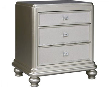 Picture of CORALAYNE THREE DRAWER NIGHTSTAND
