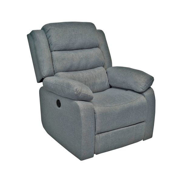 Picture of POWER RECLINER WITH USB DARK GREY