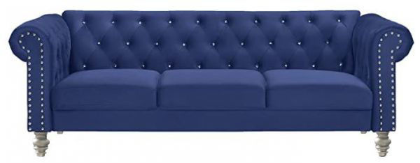 Picture of EMMA SOFA BLUE