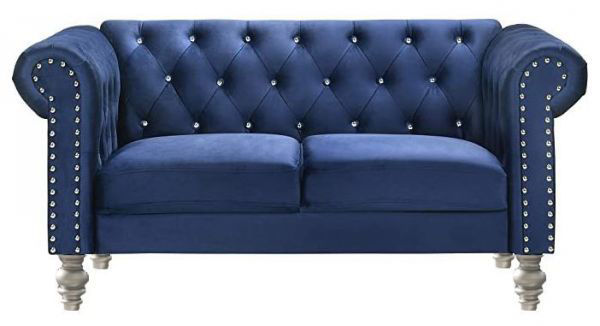 Picture of EMMA LOVESEAT BLUE