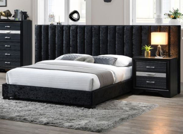 Picture of RIVAS KING UPHOLSTERED BED