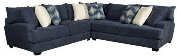 Picture of SENSATION SLATE 3-PC. SECTIONAL