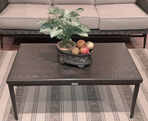 Picture of OUTDOOR OAK COFFEE TABLE