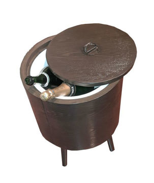 Picture of ICE BUCKET TABLE