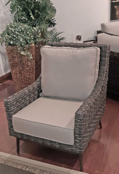 Picture of ZOEY LOUNGE CHAIR