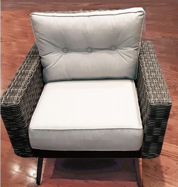 Picture of AVA LOUNGE CHAIR