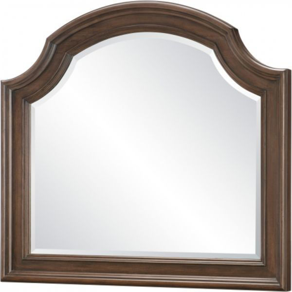 Picture of STAFFORD ARCHED MIRROR
