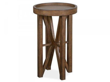 Picture of KIRKPATRICK ROUND END TABLE