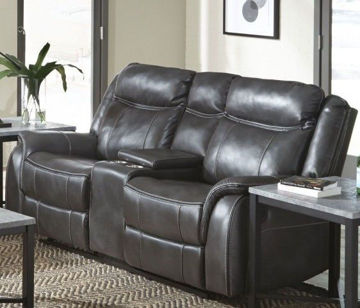 Picture of AVALON RECLINING GLIDER LOVESEAT