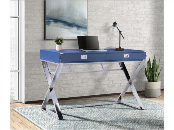 Picture of EVIE WRITING DESK BLUE