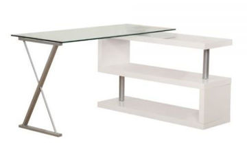 Picture of BUCK WRITING DESK WITH SWIVEL