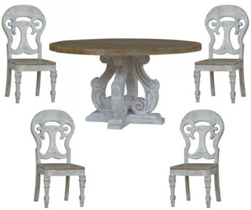Picture of DECHEN 5-PC. DINING SET