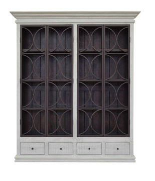 Picture of HANNAH DOUBLE DISPLAY BOOKCASE