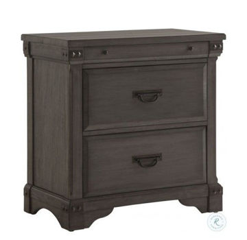 Picture of Aspen Village Nightstand with USB