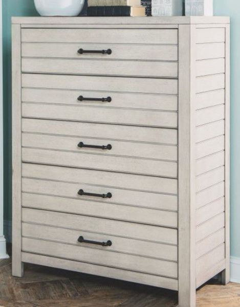 Picture of Summer Camp 5 Drawer Chest