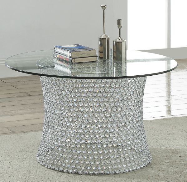 Picture of Crystal Cocktail Table