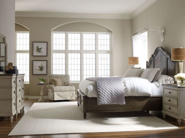 Picture of Brookhaven Queen Panel Storage Bed