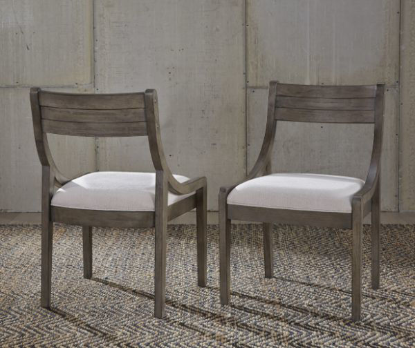 Picture of Greystone Sling Back Side Chair
