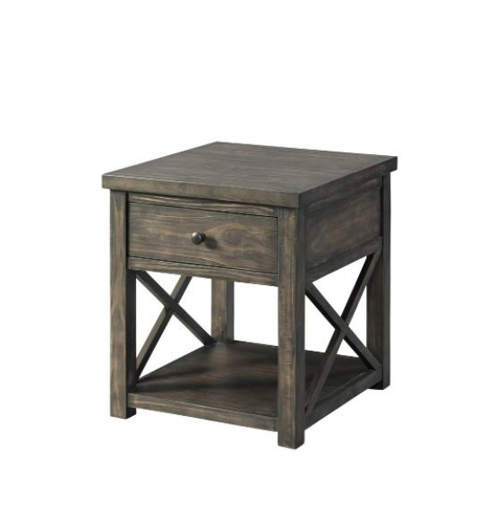 Picture of One Drawer End Table
