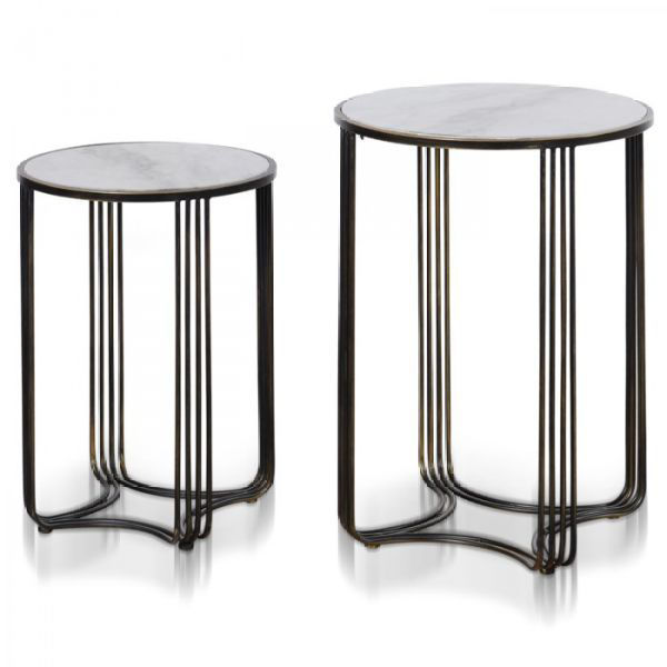 Picture of Tower Accent Table Duo