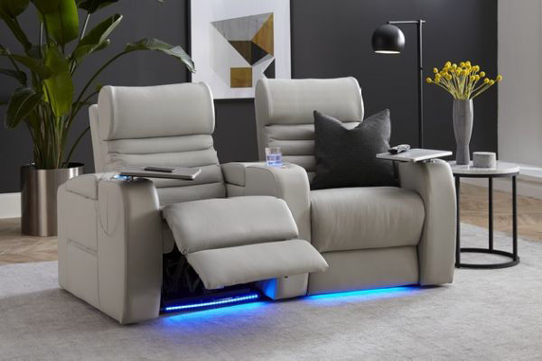 Picture of Catalina 2 Arm Theater Recliner