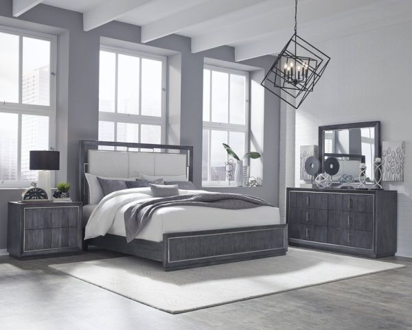 Picture of Echo Upholstered King Bed