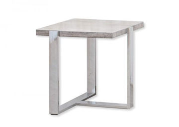 Picture of Chrome End Table