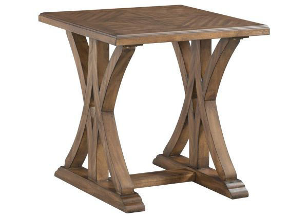Picture of Honey Pine End Table