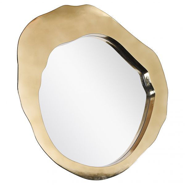 Picture of Miller Gold Metal Mirror